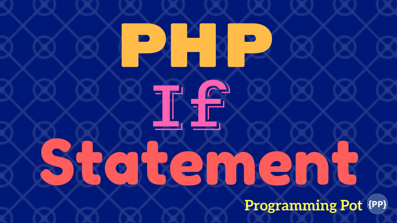 PHP If Statement