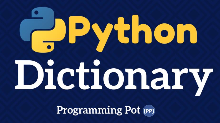 Python Dicitionary