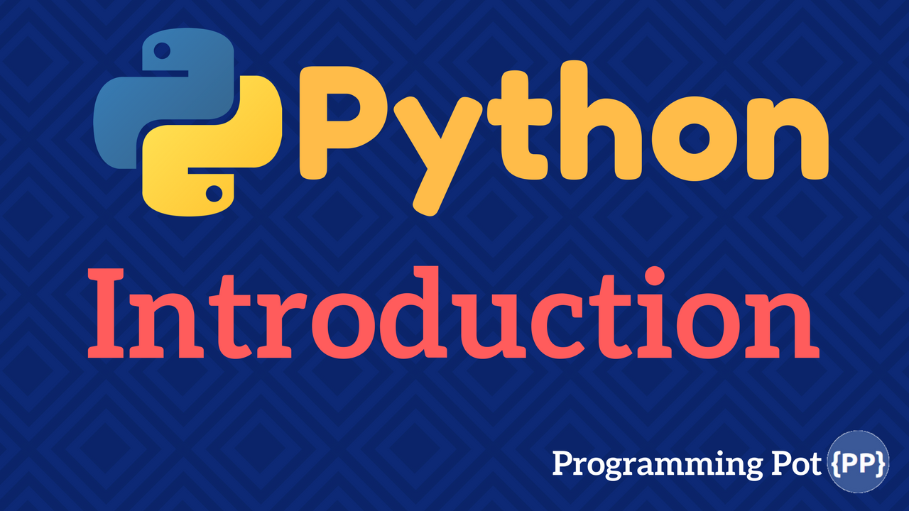 Python Introduction