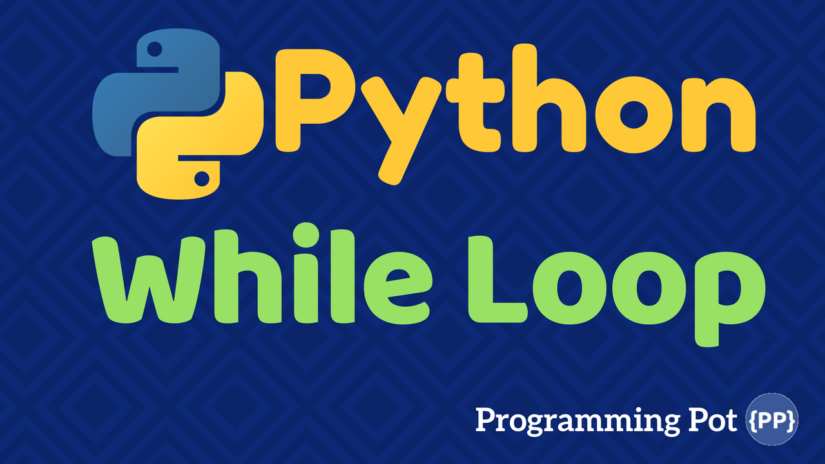 Python While Loop