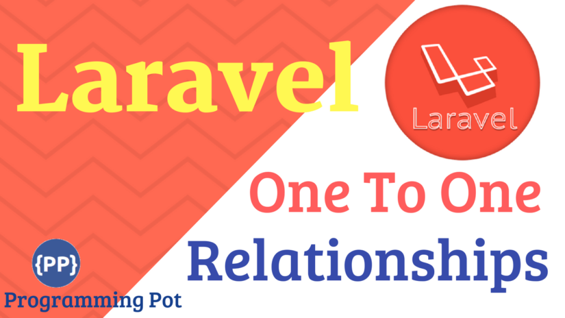 Laravel Eloquent One To One Relationships