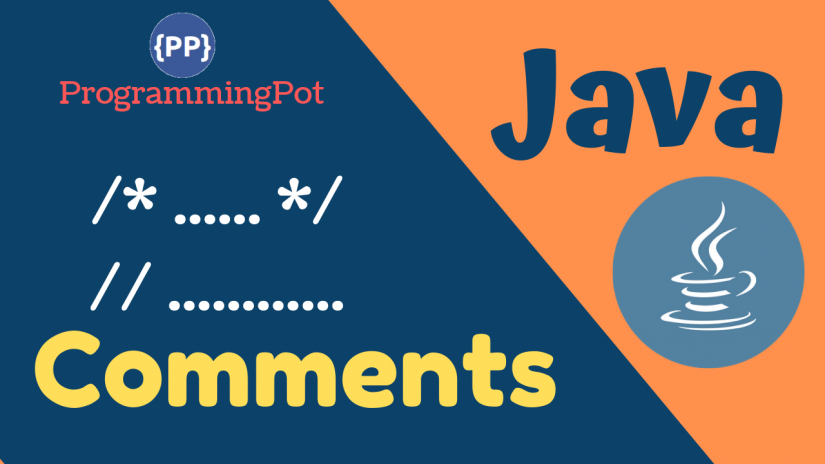 Java Comments