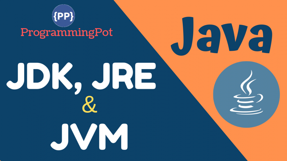 Java JDK, JRE and JVM