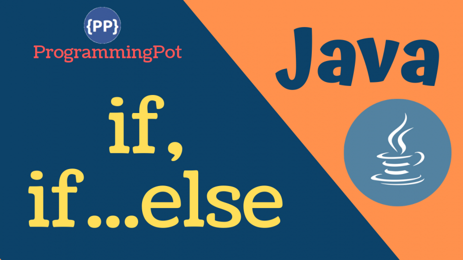Java if, if...else Statement