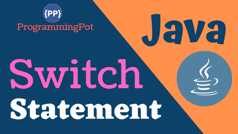 Java switch Statement