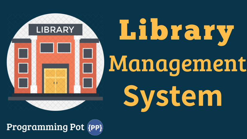 Library Management System in Laravel