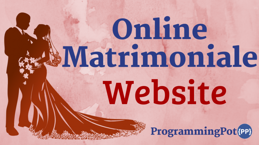 Online Matrimonial Website in Laravel