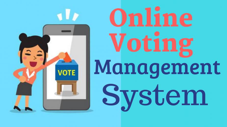 Online Voting Management System in Laravel