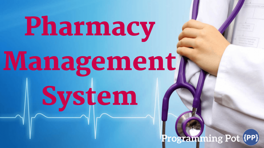 Pharmacy Management System in Laravel